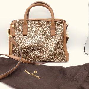 Vera Bradley Leather Shoulder Bag